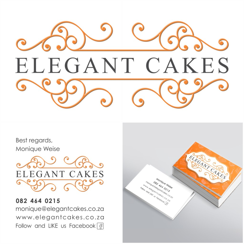 Elegant-Cakes Corporate ID