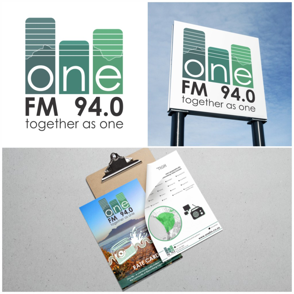 One FM Corporate ID